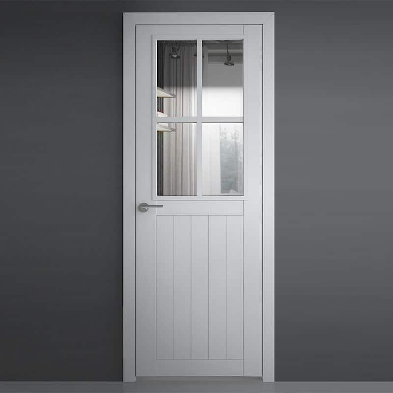 Межкомнатная дверь модели Emboss Orion